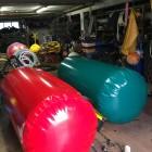 Fabrication sur mesure de nouveaux parachutes
